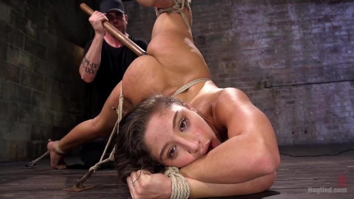 Abella Danger in 19 Year Old Rope Slut Suffers in Extr ...