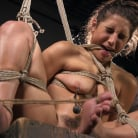 Abella Danger in 'Hot Body Abella Danger Disciplined and Made to Cum in Rope Bondage!!'