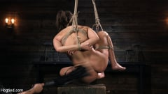 Abella Danger - Hot Body Abella Danger Disciplined and Made to Cum in Rope Bondage!! | Picture (10)