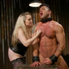 Aiden Starr in 'A Dom's Domme: Divine Bitch Aiden Starr dominates beefcake male top'