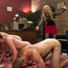 Aiden Starr in 'Corporate Scum CFNM Humiliation Take Over: Part 2'