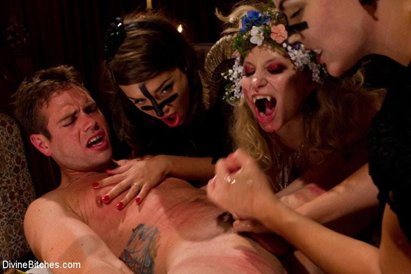 Фильм про вампиров с сексом