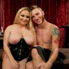 Aiden Starr in 'Lonely for your pain: Aiden Starr dominates partner Sebastian Keys'