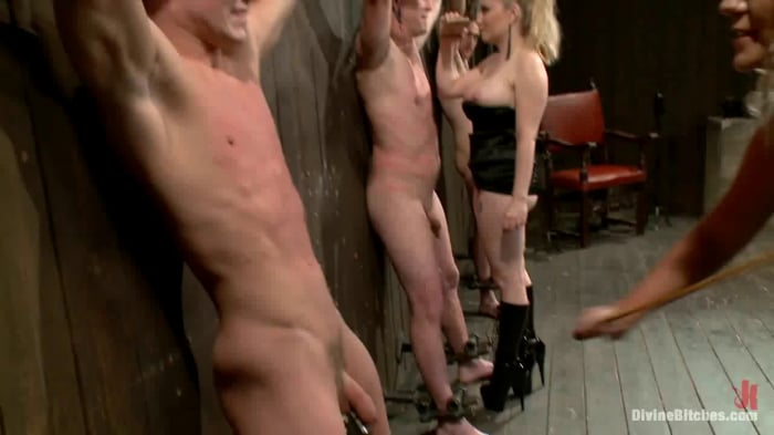 Aiden Starr in New Slave Meat Competition LIVE!