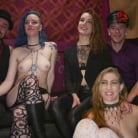 Aiden Starr in 'Nympho Slave Slut Soaks The Folsom Orgy with Squirt'