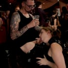 Aiden Starr in 'Teen Anal Slut Turned Out For Service at BDSM Swinger Soiree'