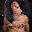 Amethyst Banks in 'Exotic Newbie Gets Tied and Tormented at the Hands of The Pope'