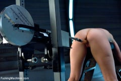 Ami Emerson - Bondage and Orgasms: Athletic Ginger Babe Machine Fucked in Rope | Picture (4)