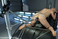 Ami Emerson - Bondage and Orgasms: Athletic Ginger Babe Machine Fucked in Rope | Picture (5)