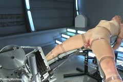Ami Emerson - Bondage and Orgasms: Athletic Ginger Babe Machine Fucked in Rope | Picture (7)