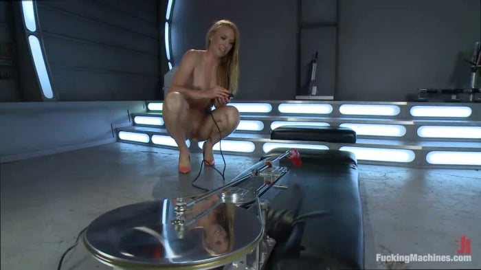 Ami Emerson in Sending the Ginger Girl into Cum Space  ...