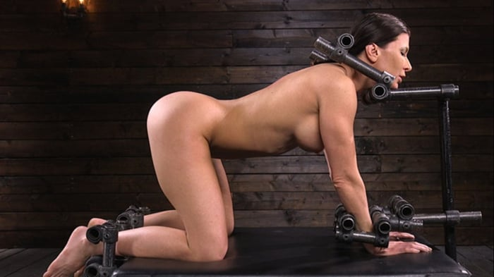 Ariel X in Ariel X: Body Builder Double Penetrated in  ...
