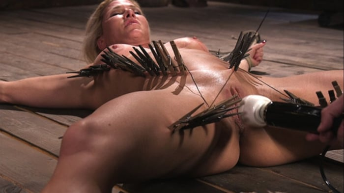 Ariel X in Ariel X is Tormented in Brutal Bondage and  ...