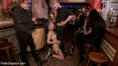 Cadence Lux - Spanish Punk Princess Liz Rainbow tormented by Cadence Lux! | Picture (6)