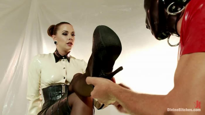 Chanel Preston in Chanel Preston's Divine Latex: Used, ...