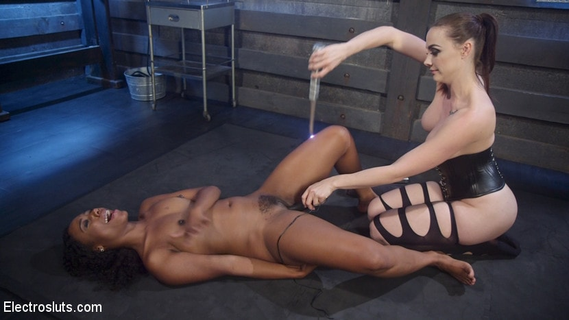 Chanel Preston - Shock the System: Sexual deviant bound and lesbian electrosexed! | Picture (15)