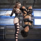 Chanel Preston in 'Shock the System: Sexual deviant bound and lesbian electrosexed!'