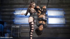Chanel Preston - Shock the System: Sexual deviant bound and lesbian electrosexed! | Picture (5)