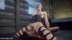 Chanel Preston - Shock the System: Sexual deviant bound and lesbian electrosexed! | Picture (12)