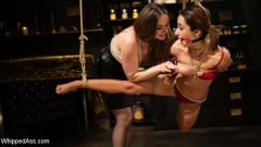 Chanel Preston - Virgin Lesbian Witchcraft: Chanel Preston Enchants Isabella Nice | Picture (1)