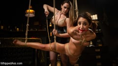 Chanel Preston - Virgin Lesbian Witchcraft: Chanel Preston Enchants Isabella Nice | Picture (14)