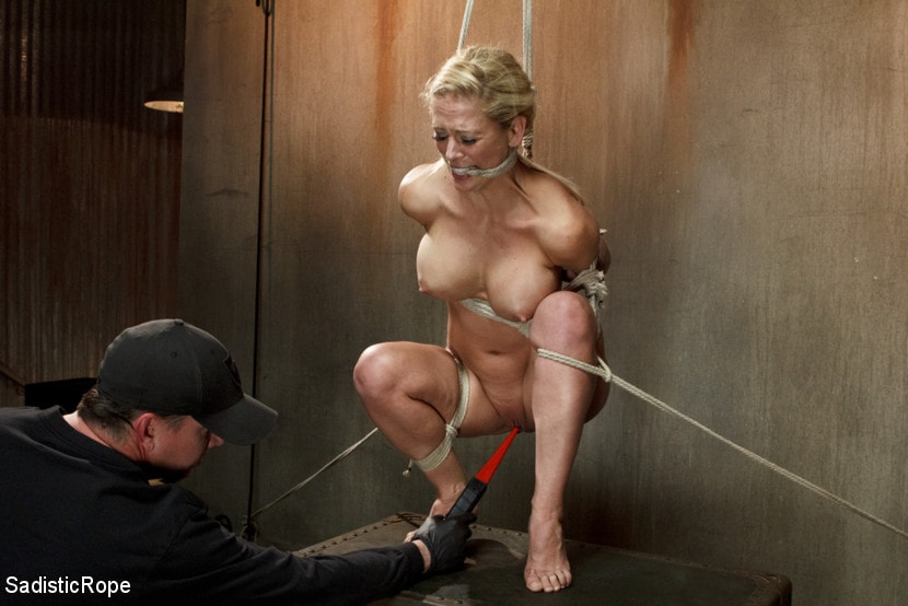 Female bondage of men