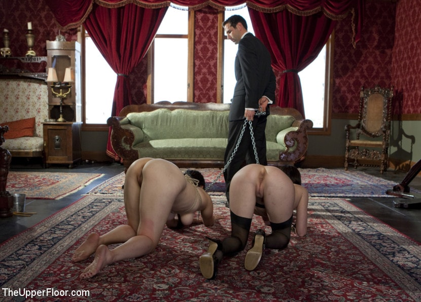 бдсм две рабыни и господин фото