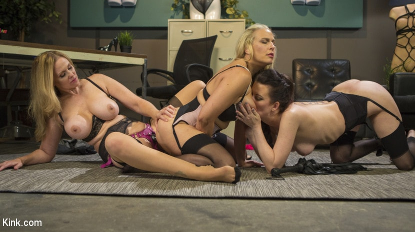 Cherry Torn - HUSH Ep8: Angel Allwood Gets DP'd By Cherry Torn and Julia Ann | Picture (14)
