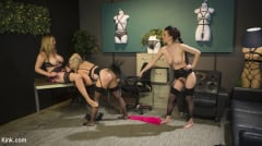 Cherry Torn - HUSH Ep8: Angel Allwood Gets DP'd By Cherry Torn and Julia Ann | Picture (9)