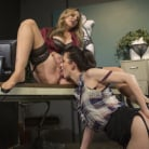 Cherry Torn in 'HUSH Ep 7: Julia Ann Takes Down Cherry Torn With Corrective Discipline'