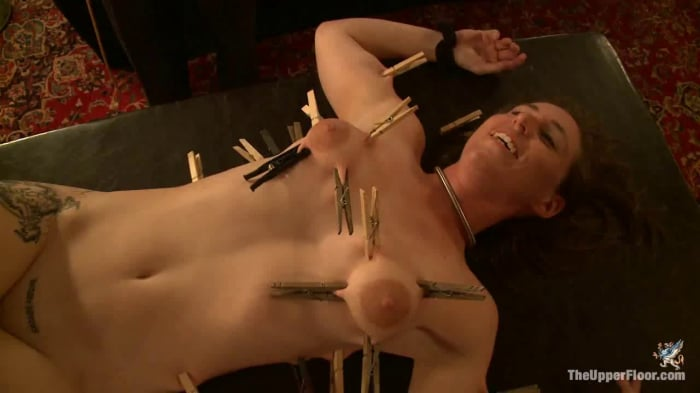 Cherry Torn in Thin Line Between Art and Sex 2 Play Pa ...