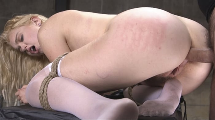 Chloe Cherry in Chloe Cherry Gagged and Bound