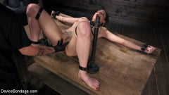 Dahlia Sky - Blonde Damsel is Distressed in Brutal Devices and Tormented | Picture (12)