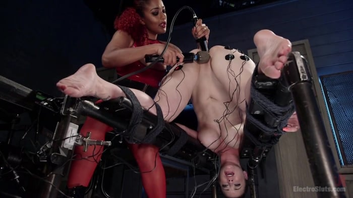 Daisy Ducati in Tough Ass Bitch and the Electro Queen