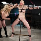 Delirious Hunter in 'Delirious Hunter's Orgasms Belong to Latex Dominatrix Aiden Starr'