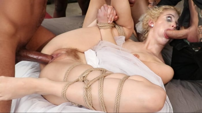 Donny Sins in Wedding Nightmare: Chloe Cherry Gets Fuc ...