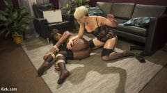 Helena Locke - HUSH Ep 4: Helena Locke Gives Ana Foxxx The Executive Treatment | Picture (4)