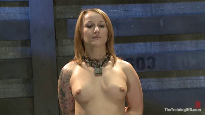 Jessie Cox in Slave Training Jessie Cox, Day 4 Submitt ...