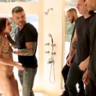 Kacie Castle in 'Anal Slut Kacie Castle Gang Fucked and Bound by Voracious Neighbors'