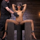 Kira Noir in 'Hard Bodied Ebony Pain Slut Kira Noir Tormented'