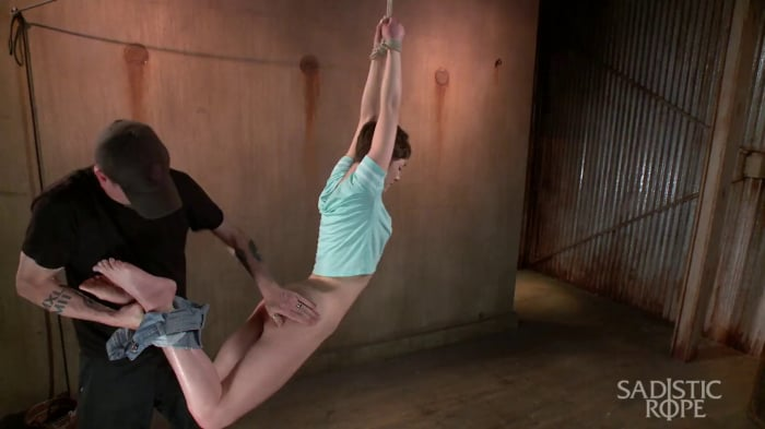 Lily LaBeau in Lily LaBeau Endures Extreme Bondage, Br ...