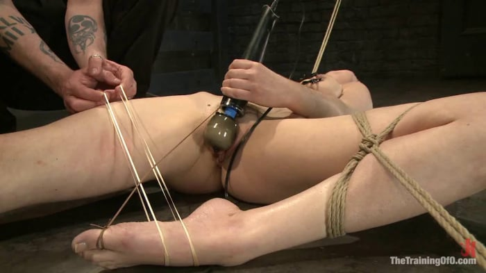Lily LaBeau in Slave Training Lily LaBeau Final Day Li ...