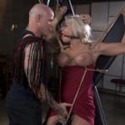 London River in 'MILF Slut London River Anal Fucked In Rope Bondage and Impact Play!'