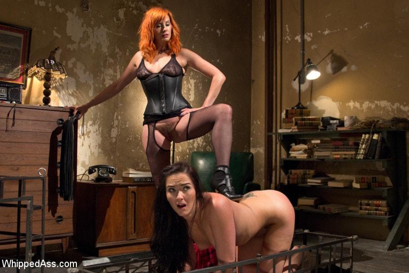 женщина госпажа мужчина раб смотреть бесплатно