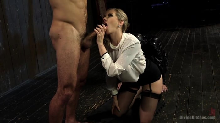 Maitresse Madeline Marlowe in Time Out With Maitresse  ...