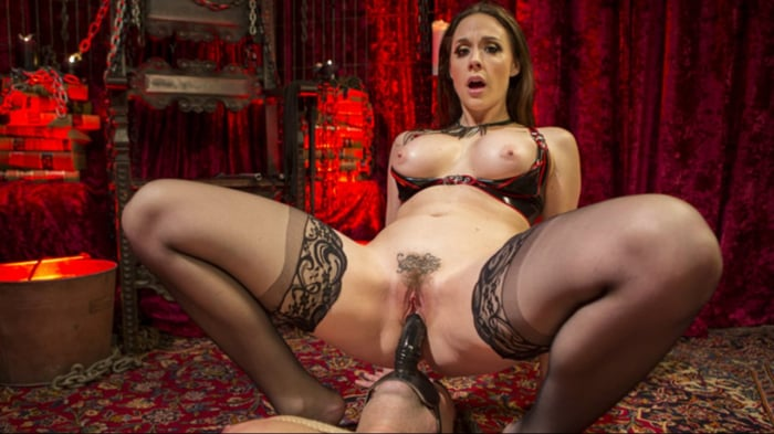 Marcelo in Chanel Preston Brutally Schools Internet Tr ...