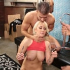 Maxim Law in 'Maxim Law, Blonde Girl Next Door, Bound and Gangbanged by Horny Movers'