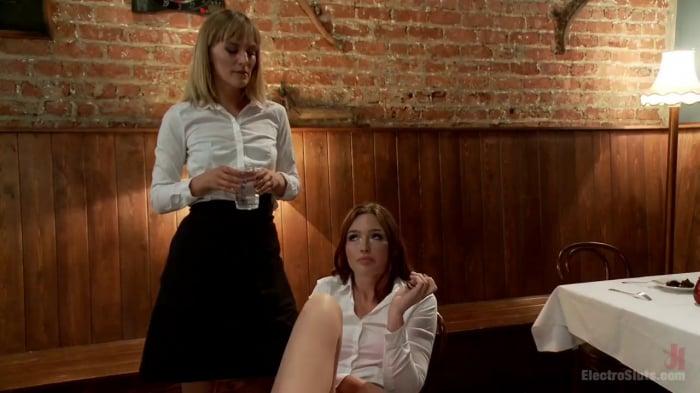 Mona Wales in Bratty Pig Punished!