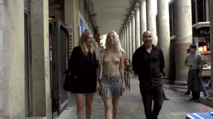 Mona Wales in Eager Blonde Nympho Needs All Her Holes  ...