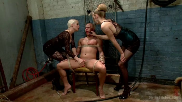 Mona Wales in Femdom Revenge: Lorelei Lee and Mona Wal ...